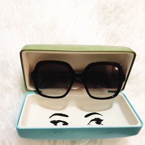 NEW Kate Spade♠️Katelee/S KATELS Square Sunglasses